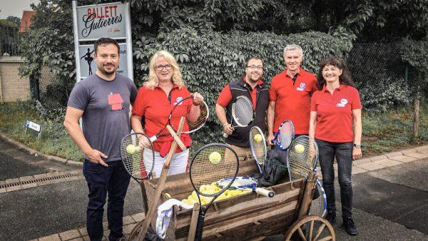 Kirchweih-Umzug Langenzenn: Mit Bollerwagen durch die Stadt